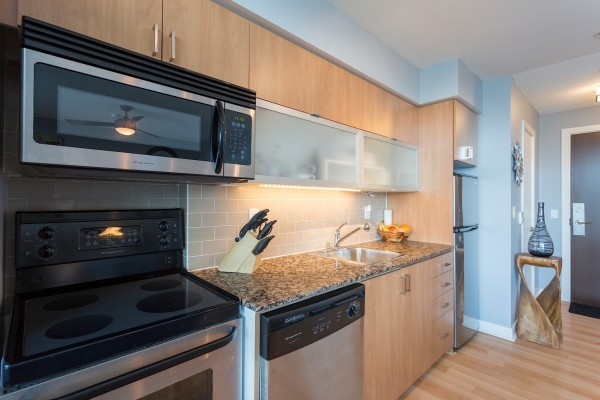 ZIP CONDOS FOR SALE - KITCHEN 2 - YOSSI KAPLAN