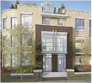 55 duplex - Yonge Eglinton Condos