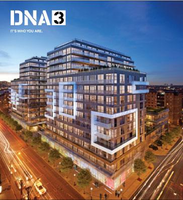 DNA 3 Condos Toronto