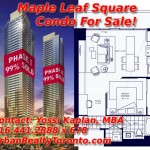 Maple Leaf Square Condo Assignment For Sale