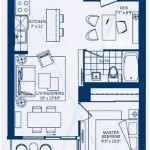 Maple Leaf Square Condos Anaheim model for lease