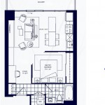 Maple Leaf Square Condos Minnesota model for sale