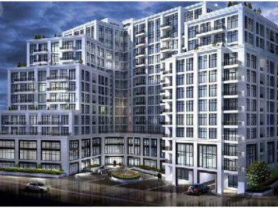 ONE OLD MILL CONDOS FOR SALE - BLOOR WEST BY TRIDEL