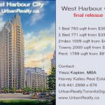 West Harbour City Final Release August 14th – don't miss this one!