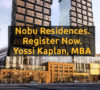 Nobu Residences Launch – Register Now.