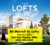 Brantford Lofts at 85 Morrell St