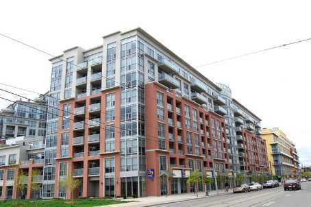 Condo For Rent @ 1005 King St W DNA 2 Condos