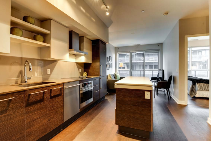 1030 KING WEST CONDOS - ONE PLUS DEN FOR SALE - CONTACT YOSSI KAPLAN
