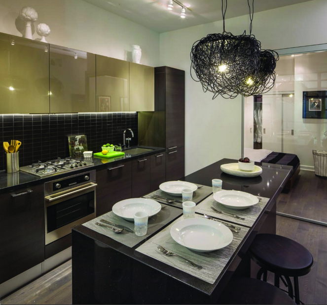 109 OSSINGTON CONDOS FOR SALE - FEATURED KITCHEN