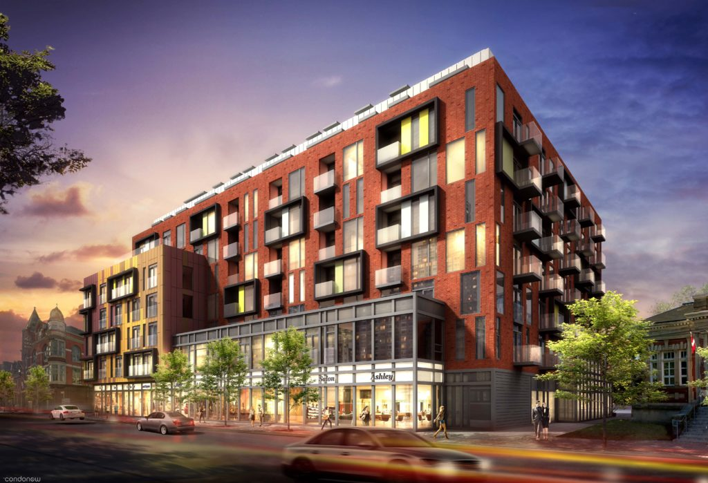 1093 QUEEN WEST CONDOS - YOSSI KAPLAN REAL ESTATE INVESTMENTS