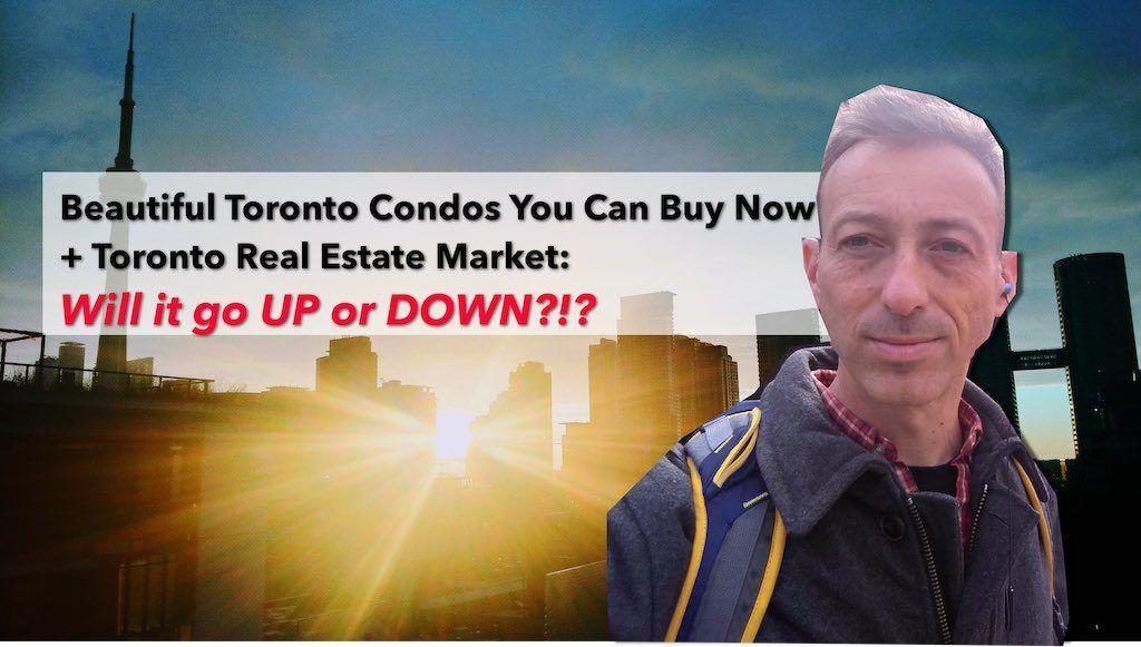 Yossi Kaplan, MBA discusses Toronto's Real Estate Market Forecast for 2019