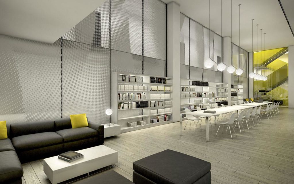 158 FRONT CONDOS - ST LAWRENCE CONDOMINIUMS - LIBRARY