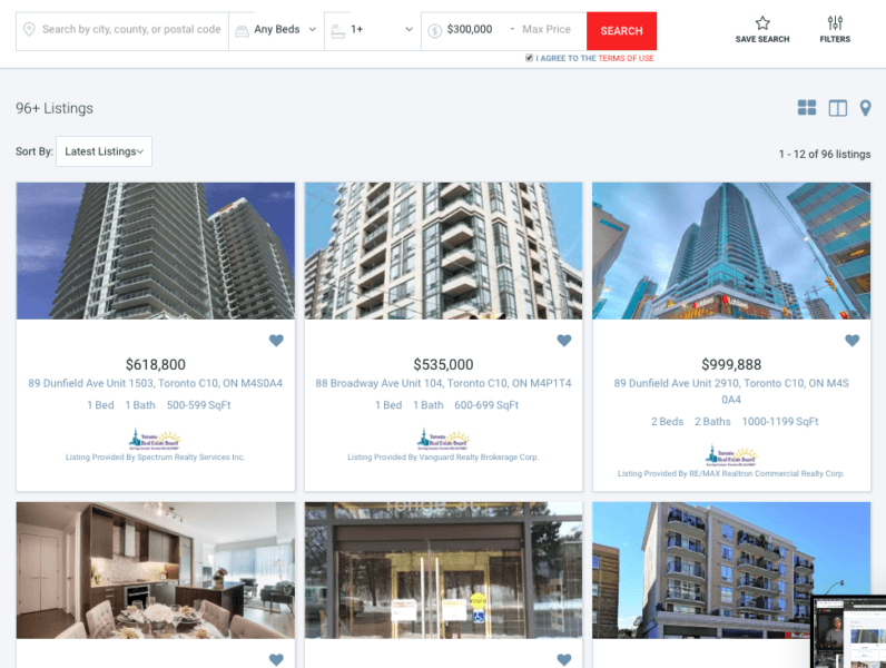 1717 AVenue Road Condos For Sale - Live Listings Updated 247 - Call Yossi Kaplan
