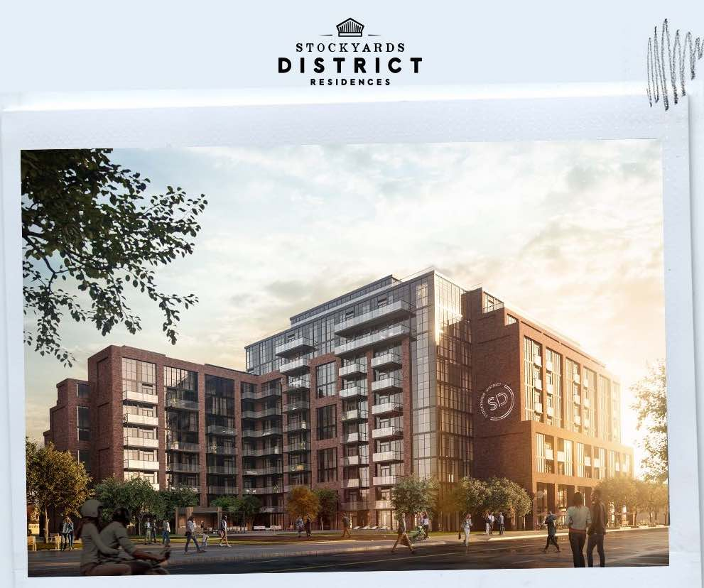 Stockyards District Residences @ 2306 Saint Clair Ave W - Call Yossi Kaplan for Sales & Rentals information.