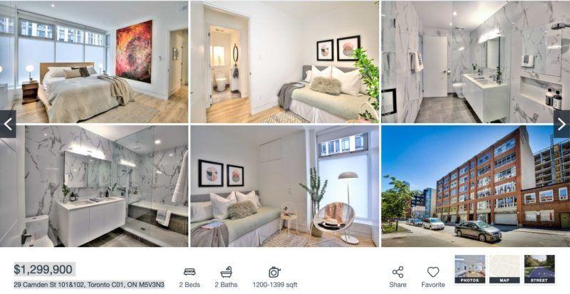 29 Cameden St - 2 Bedroom Condo for Sale - Contact Yossi Kaplan