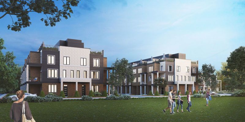 33 Jarvis Brantford - Freehold Townhomes for Sale - Call Yossi Kaplan, MBA