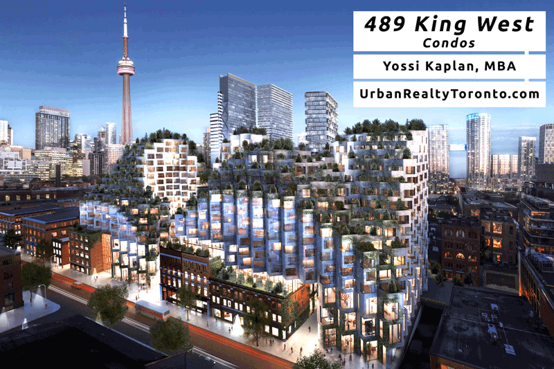 489 King West Condos for Sale - Yossi Kaplan MBA
