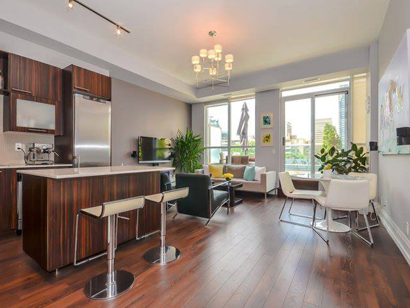 500 SHERBOURNE CONDOS AND LOFTS - CONTACT YOSSI KAPLAN