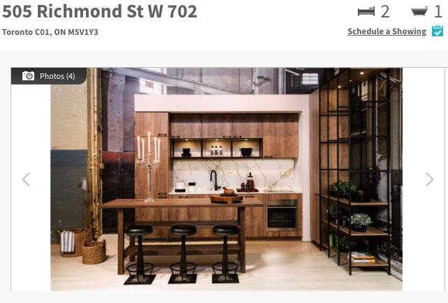 505 Richmond St W Condo for Sale - (Screenshot #702)