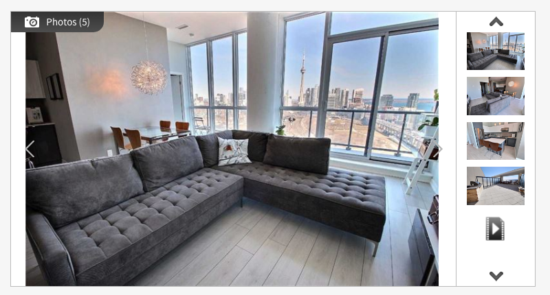 51 EAST LIBERTY PENTHOUSE - TWO BEDROOM CONDO FOR SALE