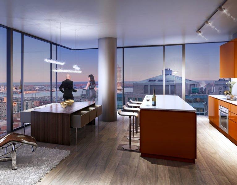 60 Colborne Condos for Sale - unit render - Sales Yossi Kaplan