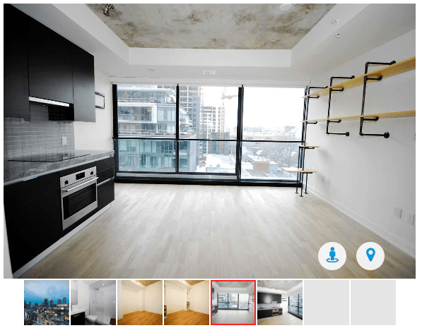 629 King St W - One Bedroom Condo for Sale at Thompson Toronto - Call Yossi Kaplan