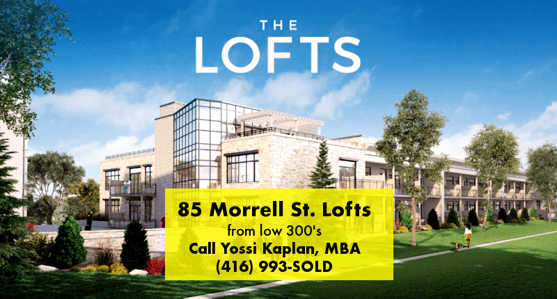 85 Morrell St. Brantford - Condos For Sale - Call Yossi Kaplan, MBA