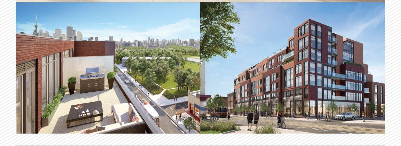 875 Queen East - Condos for Sale by Yossi Kaplan
