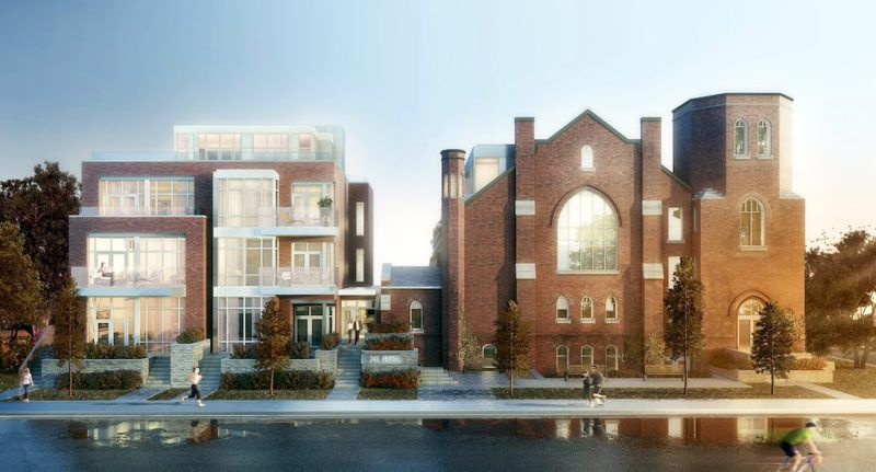 Arch Lofts 243 Perth Ave - Condos for Sale by Yossi Kaplan