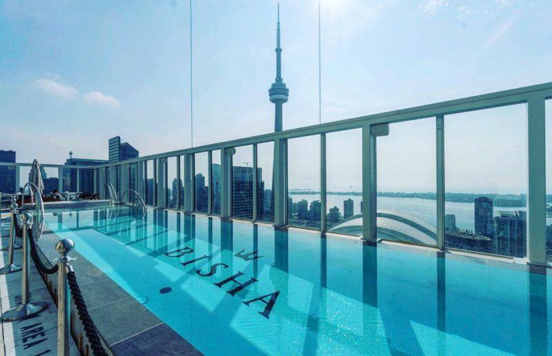 Bisha Condos Rooftop Pool - Buy or Selling? Contact Yossi Kaplan