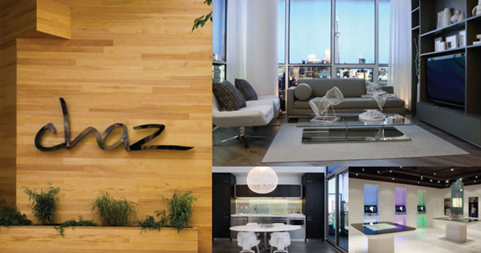 CHAZ CONDOS FOR SALE - 45 CHARLES ST EAST - SALES CENTRE - YOSSI KAPLAN