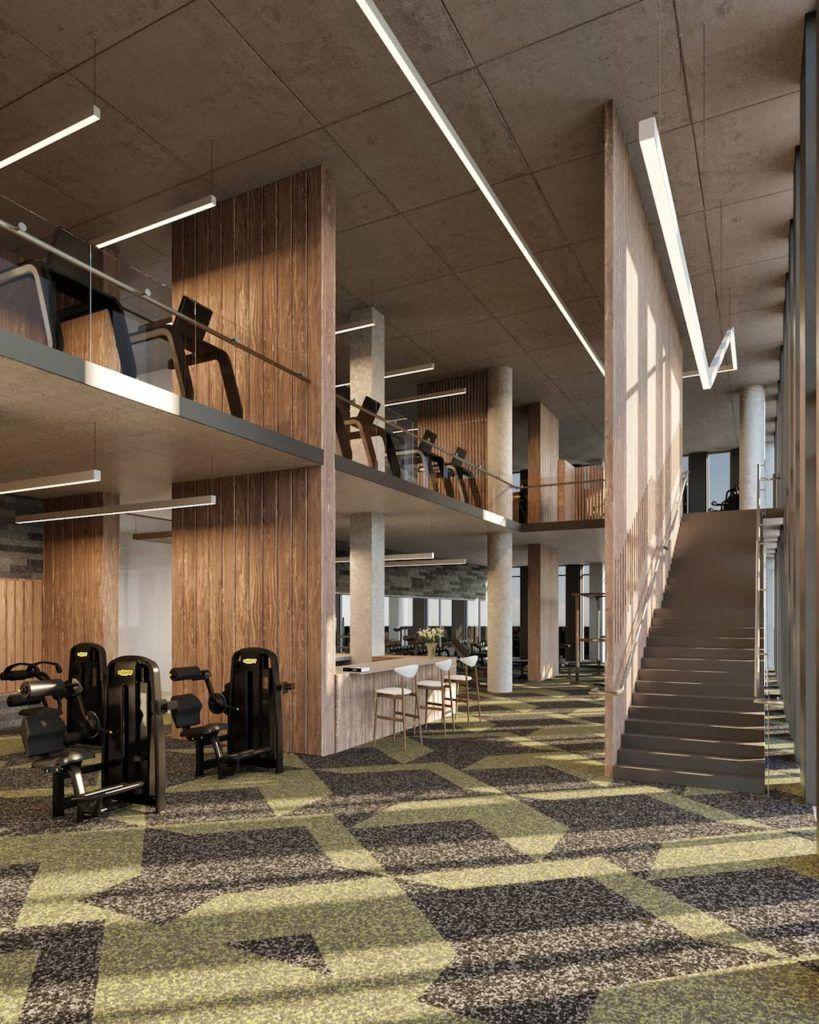 Crosstown Condos - Crowsstown One Gym - VIP Sales & Rentals by Yossi Kaplan, MBA