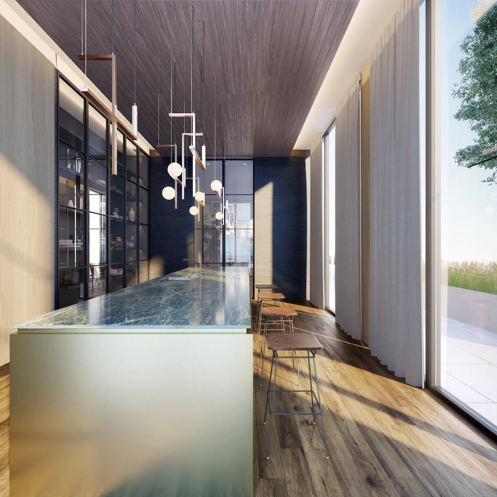 Crosstown Condos - Crowsstown One Kitchen - VIP Sales & Rentals by Yossi Kaplan, MBA