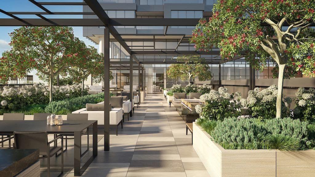 Crosstown Condos - Crowsstown One Terrace 2 - VIP Sales & Rentals by Yossi Kaplan, MBA