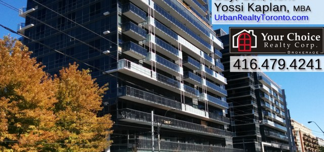 DNA 3 CONDOS FOR SALE - 1030 KING ST WEST, TORONTO