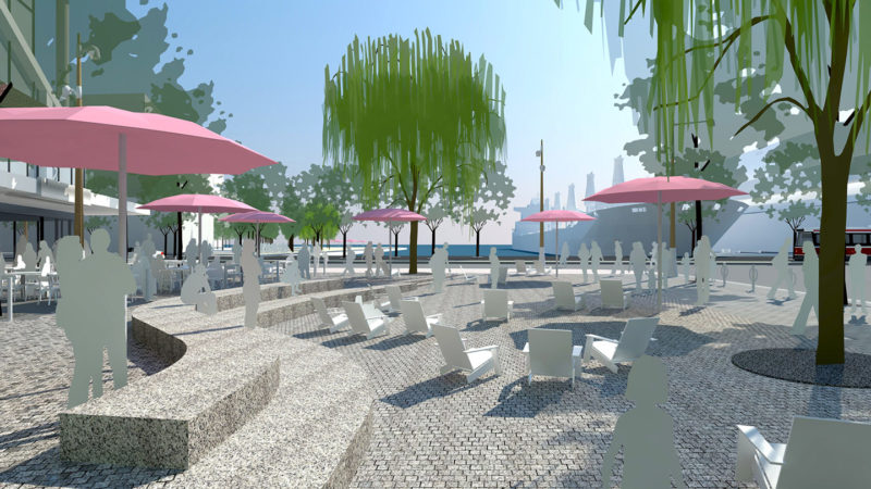 Daniels Waterfront Sugar Beach - VIP Sales contact Yossi Kaplan
