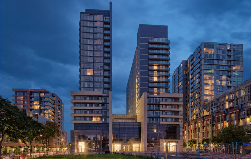 EDGE CONDOS - QUEEN WEST - YOSSI KAPLAN REAL ESTATE INVESTMENTS