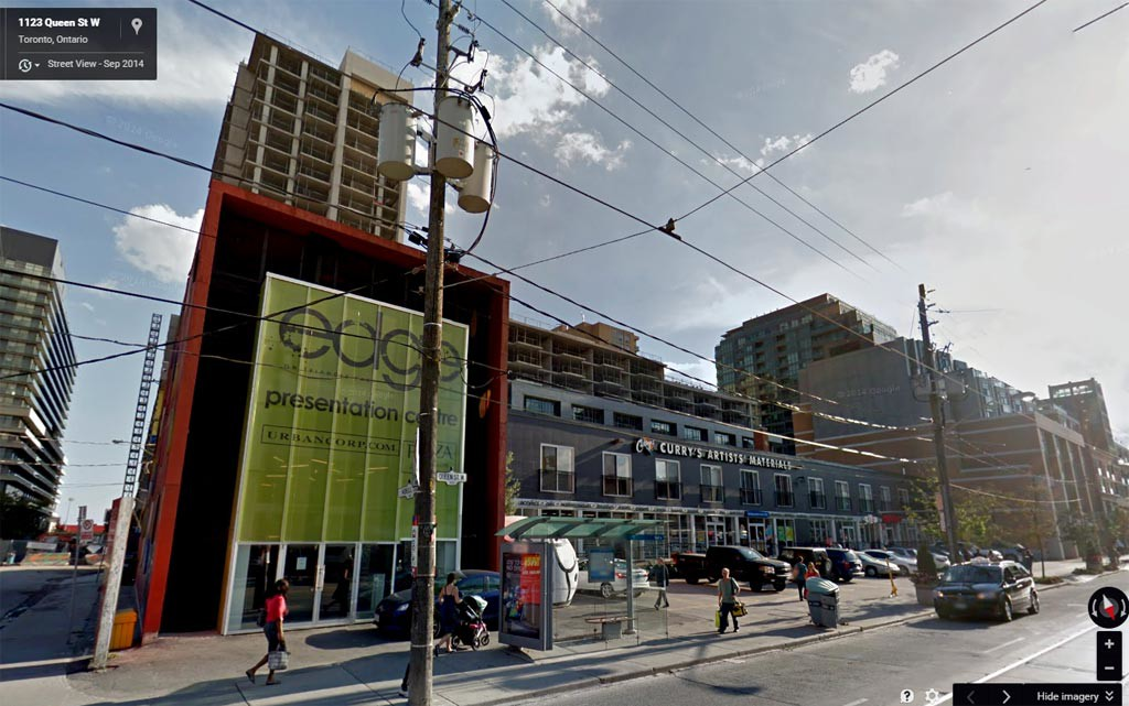 EPIC CONDOS FOR SALE - VIEW FROM QUEEN ST WEST - CONTACT YOSSI KAPLAN