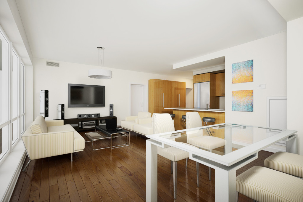 FESTIVAL TOWER CONDOS FOR SALE - TWO BEDROOM SUITES