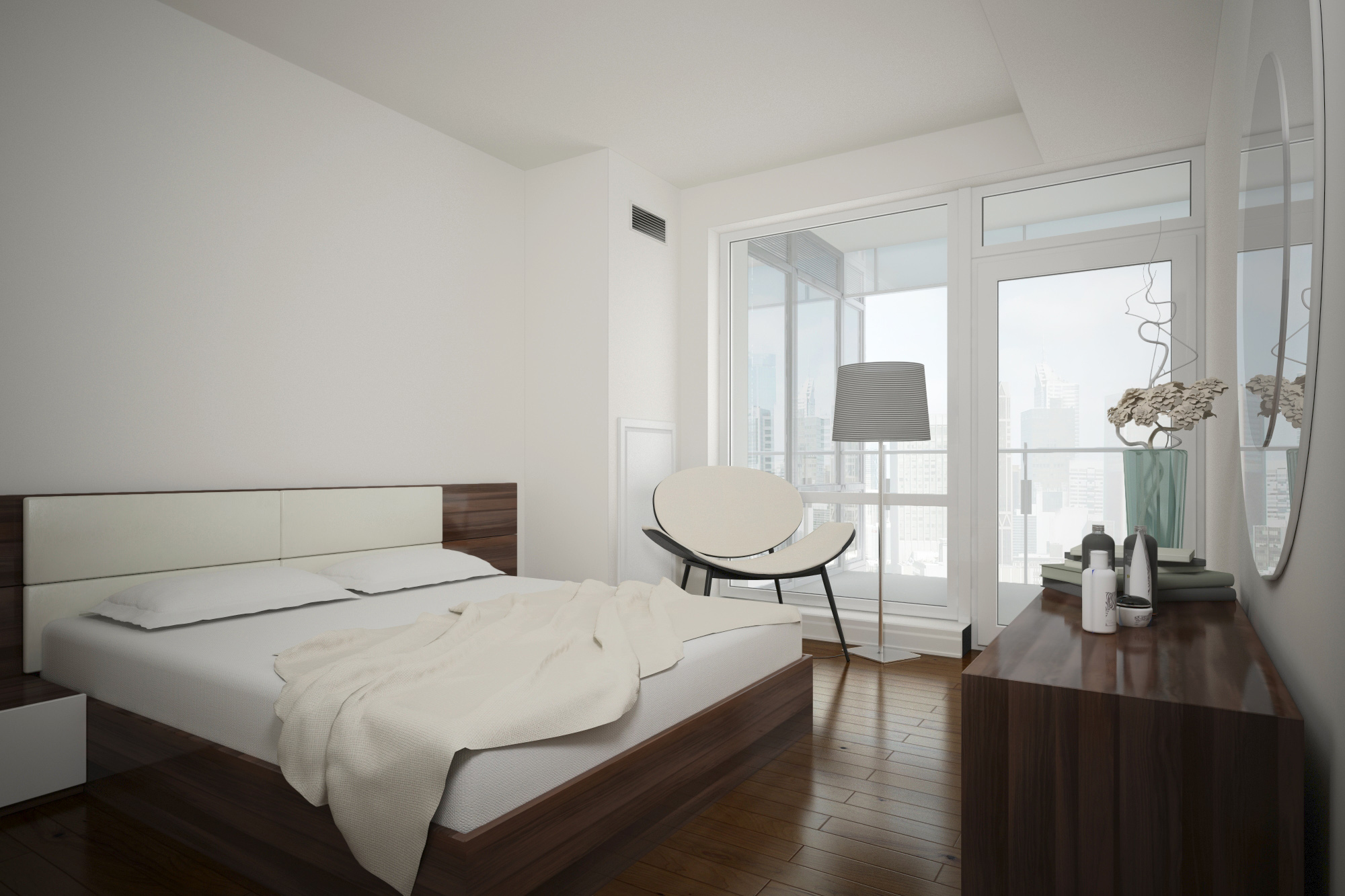 FESTIVAL TOWER CONDOS FOR SALE - TWO BEDROOM SUITES 4