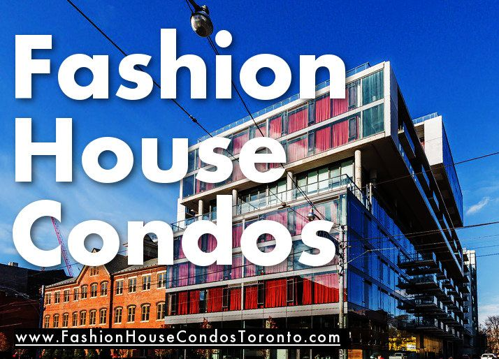 Fashion House Condos for sale - Call Yossi Kaplan MBA
