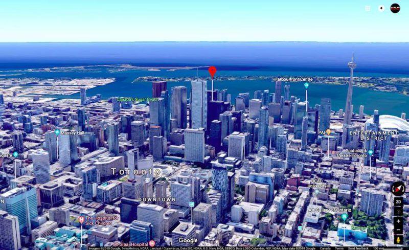 Financial District - Toronto Condos For Sale - Contact Yossi Kaplan