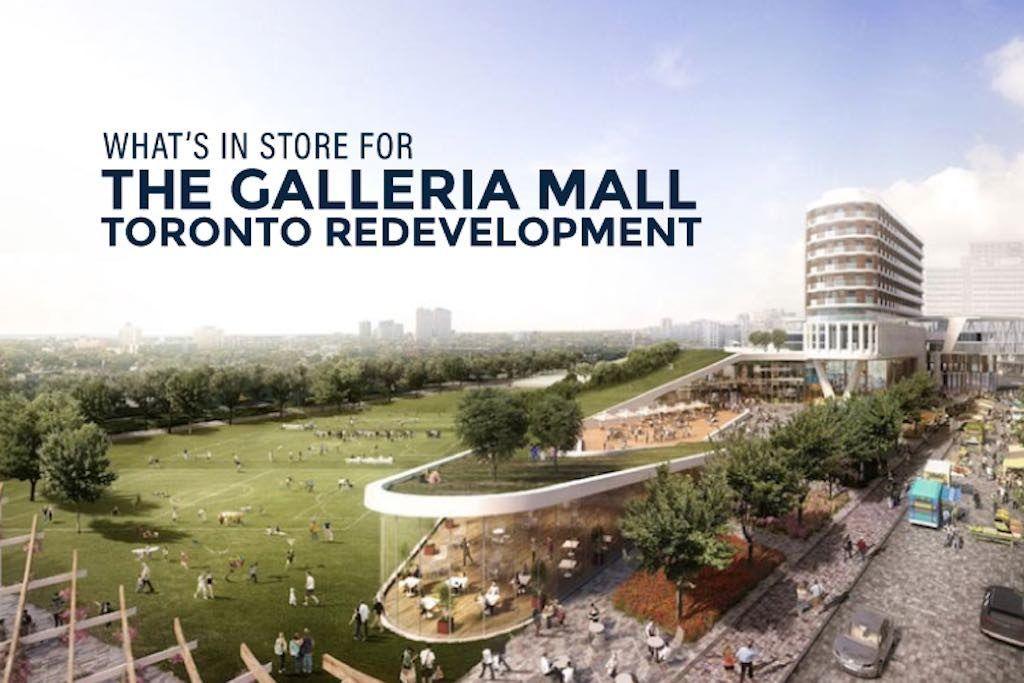 Galleria Mall Condos by Yossi Kaplan