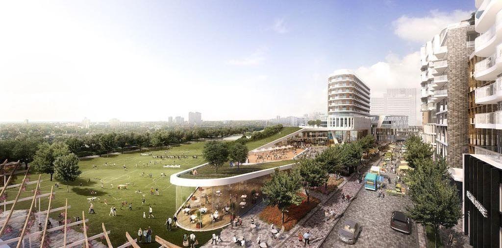 Galleria On The Park Condos - VIP Sales Yossi Kaplan
