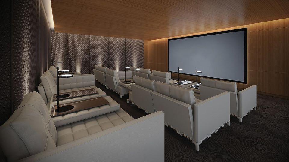 Garrison Point Condos - Screening Room - Yossi Kaplan (416) 993-7653