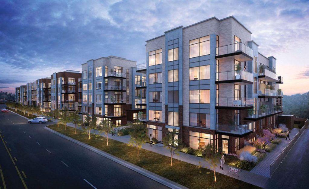 Greenwich Village Towns - 847 Sheppard Avenue West - Sales Yossi Kaplan, MBA