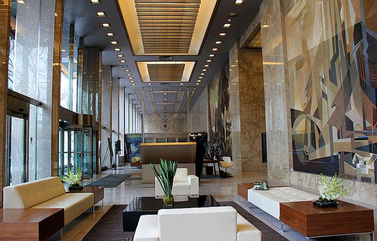 IMPERIAL PLAZA CONDOS FOR SALE - LOBBY 1