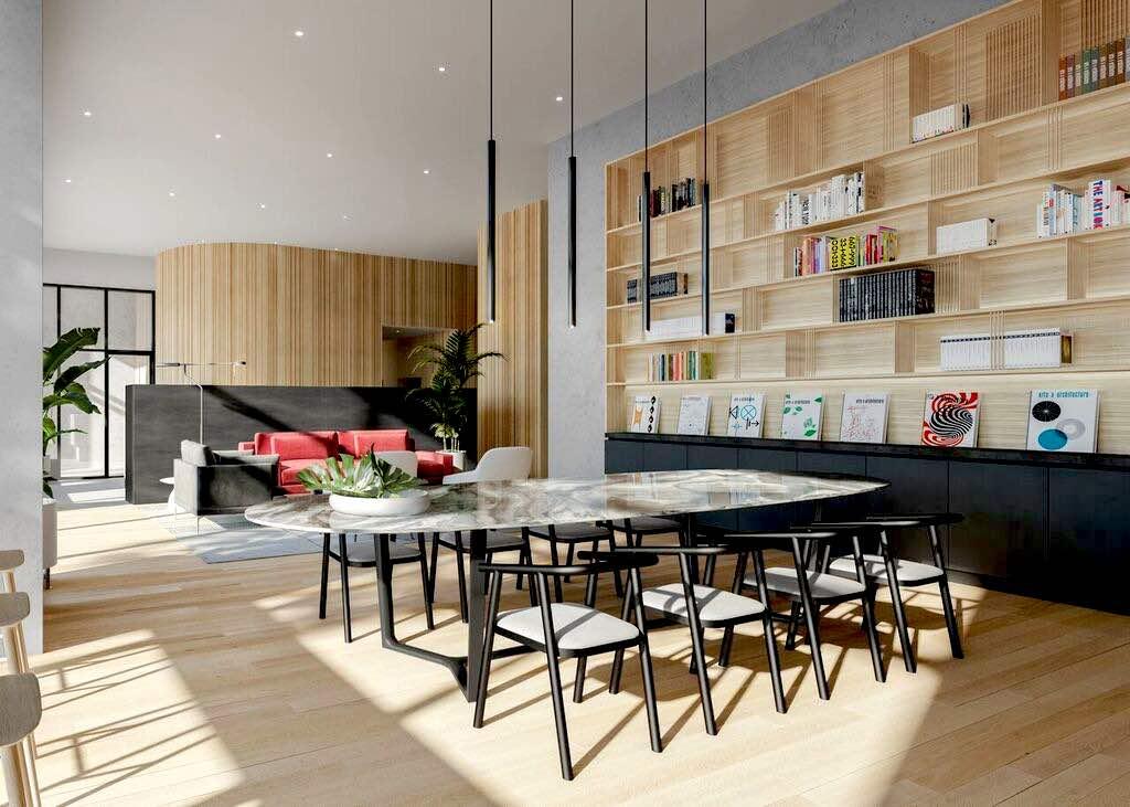 Junction House Condos @ 2720 Dundas Street West - Lounge