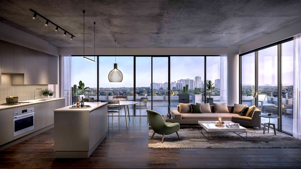 Junction House Penthouse - Condos For Sale Call Yossi Kaplan