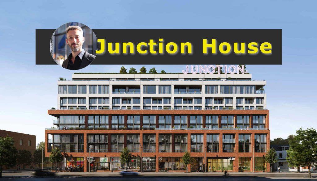 Junction House @ 2720 Dundas Street West - Yossi Kaplan